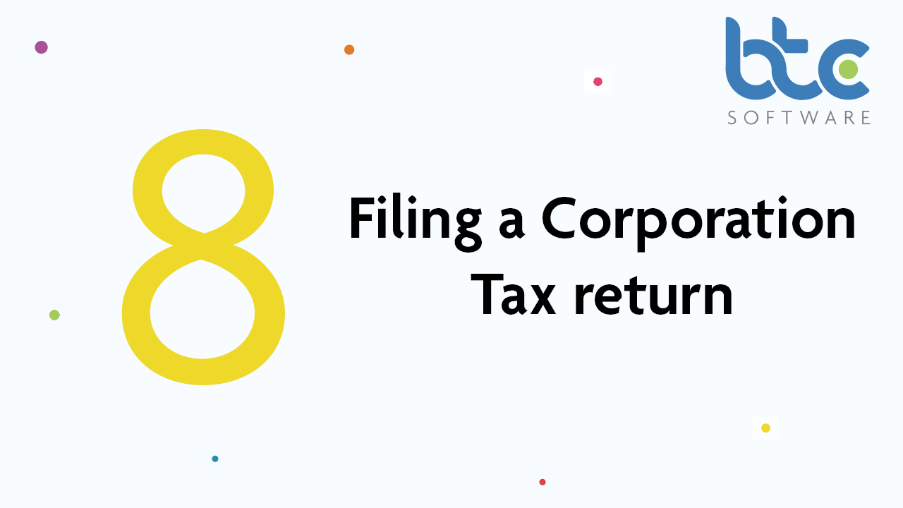 Corporation Tax Return Software